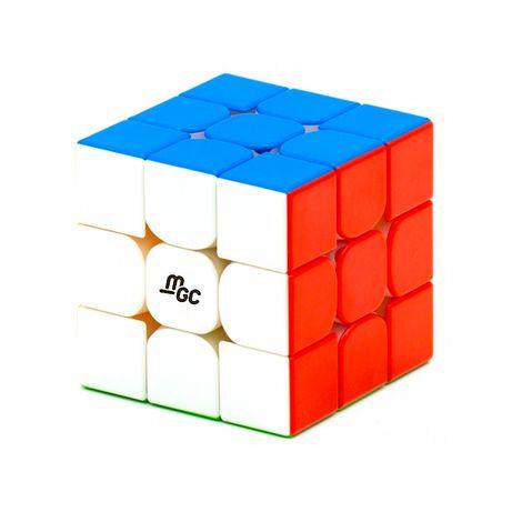 Yong Jun MGC V2 3x3x3 M Куб без наклейки   магнітний кубик
