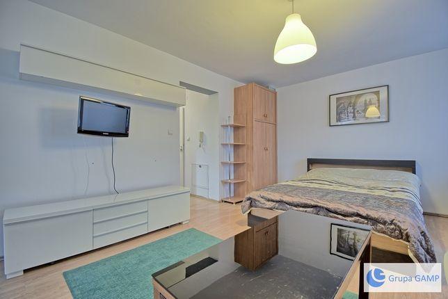 Duża kawalerka 34m2 z osobną kuchnią+balkon | Pętla Krowodrza Górka