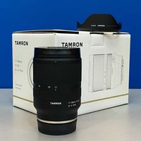 Tamron 17-28mm f/2.8 Di III RXD (Sony FE) - NOVA - 10 ANOS DE GARANTIA