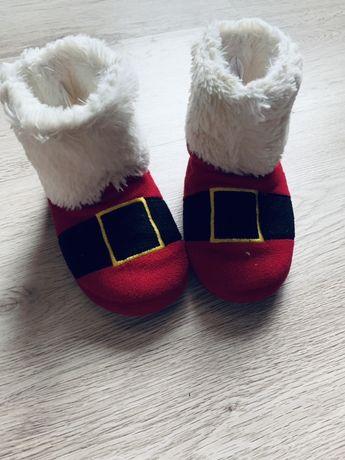 Тапочки новогодние