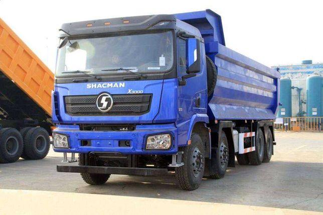 Самосвал Шакман (Shacman) г/п 40 тонн