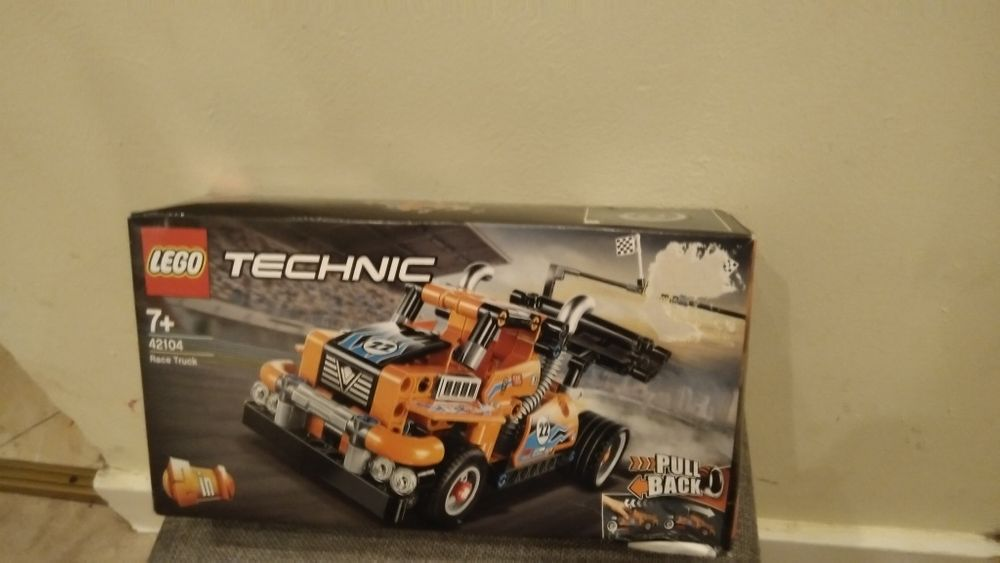 Klocki LEGO Technics nowe Nowy Dwór Mazowiecki - image 1
