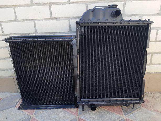 Радиатор водяного охлаждения (сердцевина) ЮМЗ,МТЗ 80,82 латунь,алюминь