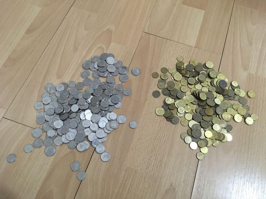 Wymienię monety pieniadze drobne Szczecin - image 1
