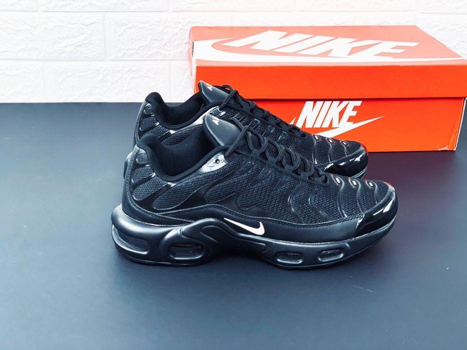 Nike air max Plus Tripple black 97 95 найк аир макс плюс Киев - изображение 1