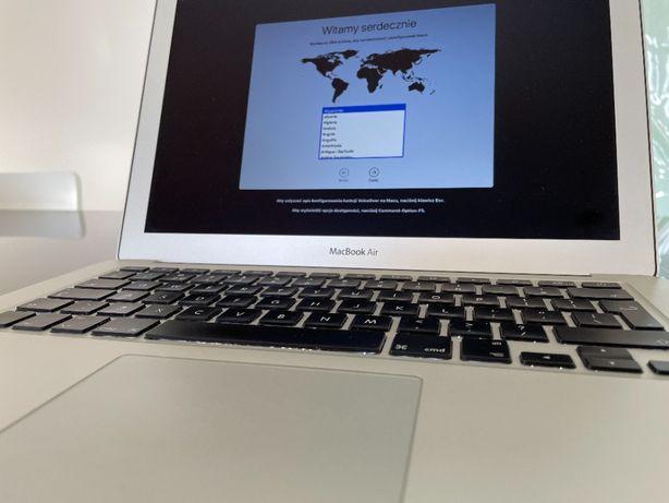 MacBook Air stan bardzo dobry, oryginalny zasilacz