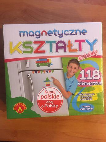 Magnetyczne kształty
