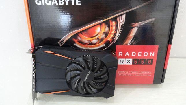 rx 550 2gb продам
