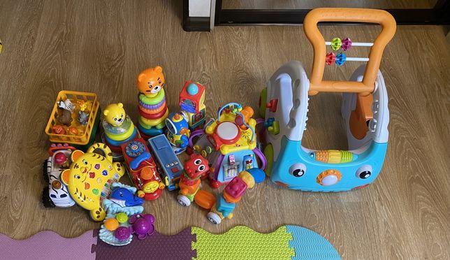 Развивающие Игрушки для детей от 6-24 месяца