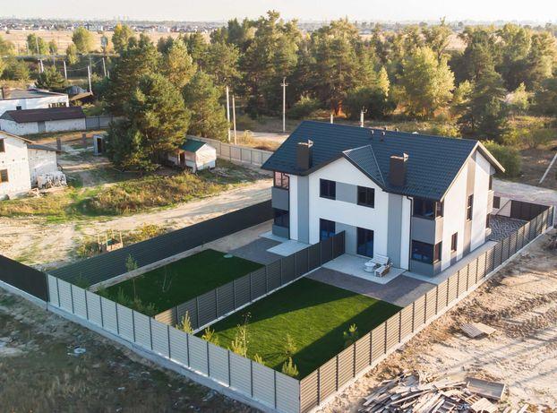 Идеальный загородный дом, рядом лес и река! 20 минут от м.Минская.