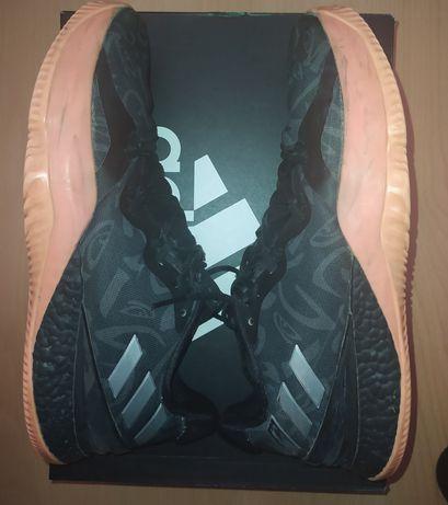 Мужские баскетбольные кроссовки Adidas (45,5EU, 11,5US, 11UK, 29,5см)