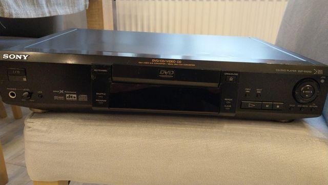 Sony Odtwarzacz cd /dvd