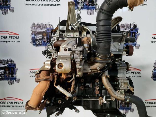 Motor Toyota hilux 2.5D4-D 2016 REF. 2KD