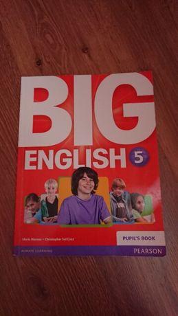 Big English 5 podręcznik i ćwiczeniówka