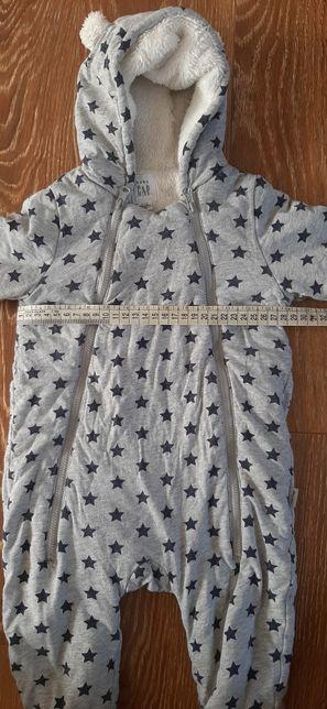 Комбинезон, куртка GAP от 6-12 месяцев