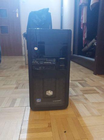 Komputer 8gbram, gtx750ti 2gb.  + Myszka +telewizor+kable+ klawiatura