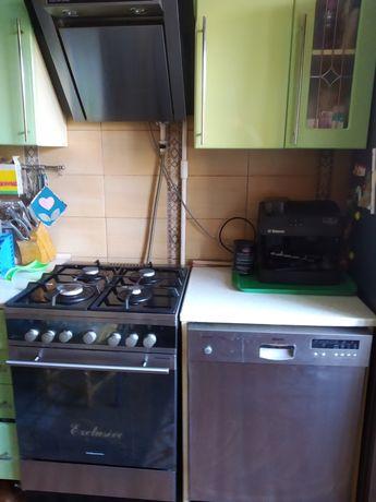 Посудомиюча бош, плита і витяжка Кайзер все Німечина, купував нове в У