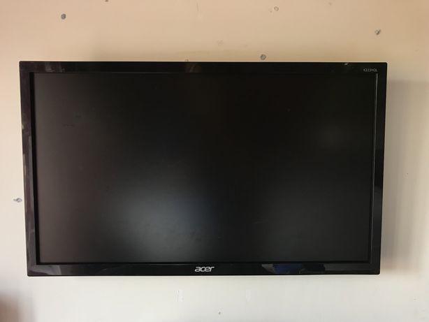 Monitor com suporte