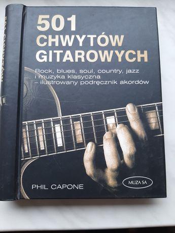 501 chwytów gitarowych Phil Capone