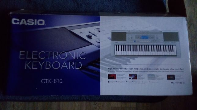 Keyboard Casio CTK-810