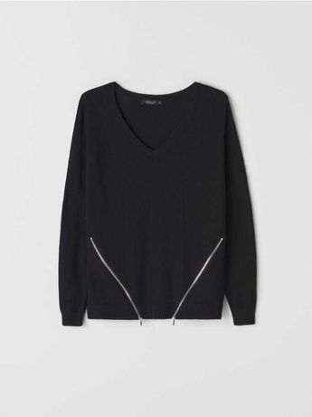 Ciepły sweter Mohito XXS 32 nowy metki