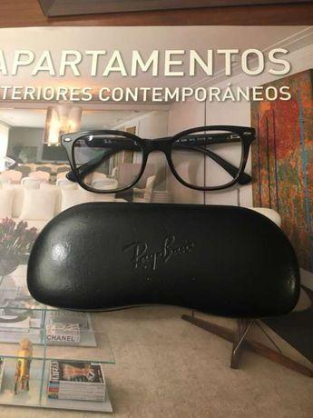 Óculos vista Ray Ban originais