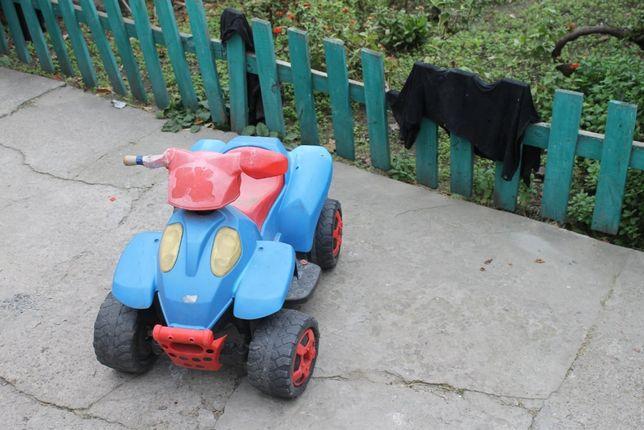 машинка дитяча акумуляторна