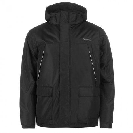 Распродажа Мужская зимняя куртка Slazenger Hooded, Англия, XL
