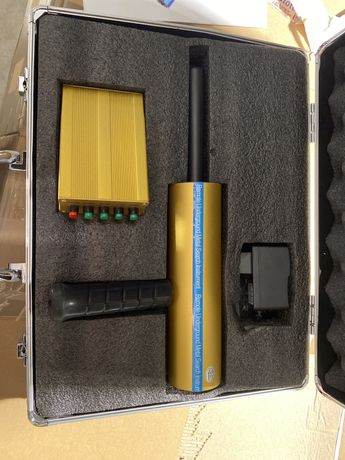 AKS detector // profesjonalny wykrywacz metali