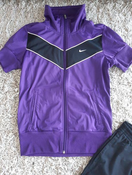 Dres Nike 36 38 czarne spodnie dresowe bluza Nike