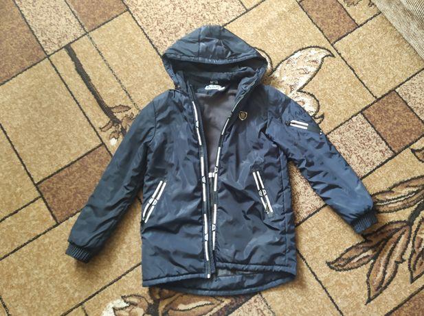 Демисезонная куртка для мальчика, Осенняя , 42р, 11-12-13 лет