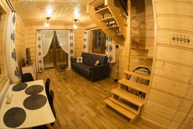 Domki pod Skocznią (ok 10 min spacerem do Krupówek)