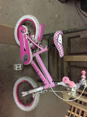 Rower dziewczęcy Hello Kity
