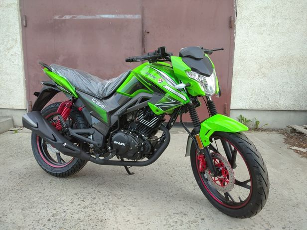 New Мотоцикл SPARK SP200R-27
