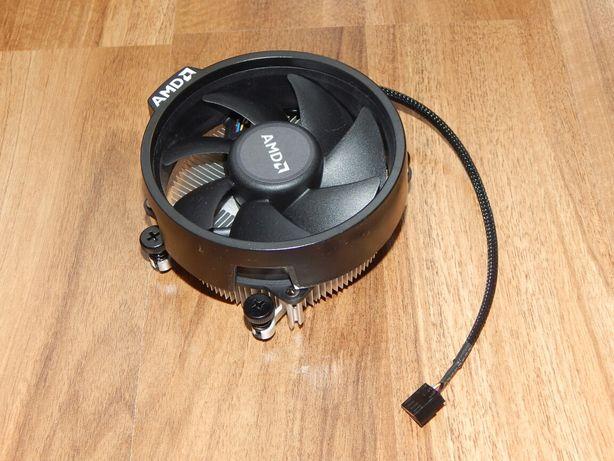 Chłodzenie wentylator Ryzen 5 3600 cooler AM4