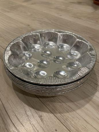 Тарелки для приготовления улиток (эскарго)