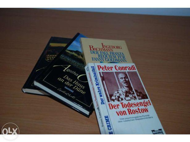4 Livros em Alemão