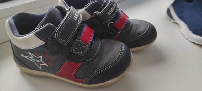 Geox ботинки ( полуботинки)