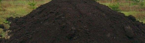 Ziemia pod trawnik Czarna ziemia Siana ziemia ogrodowa czarnoziem