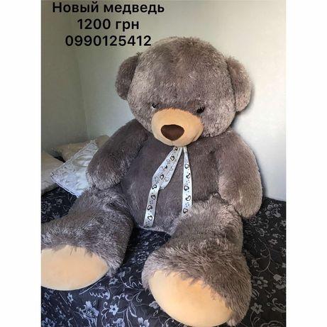 Медведь новый большой