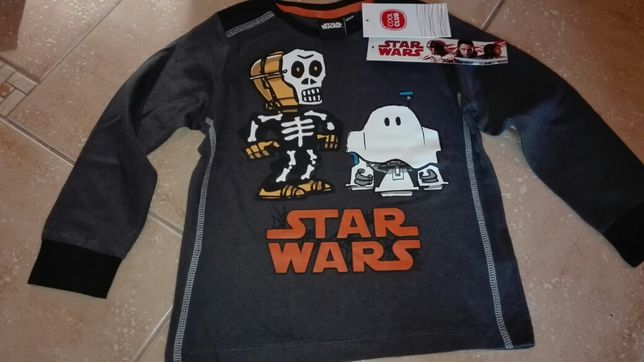 Star Wars halloween bluzka roz.104