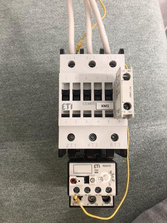 Контактор силовой CEM65 etimat