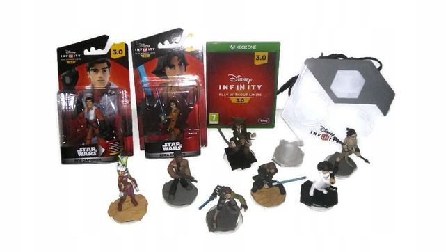Star Wars Disney Infinity 3.0 Xbox One Pl Dubbing