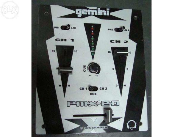 Gemini Pmx 20, Mesa mistura