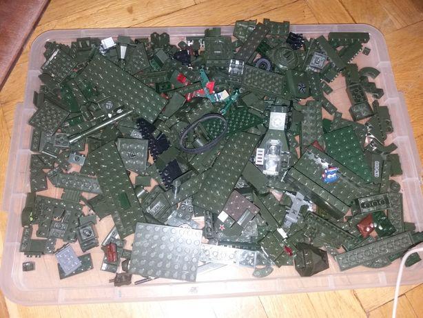Лего запчасти военные