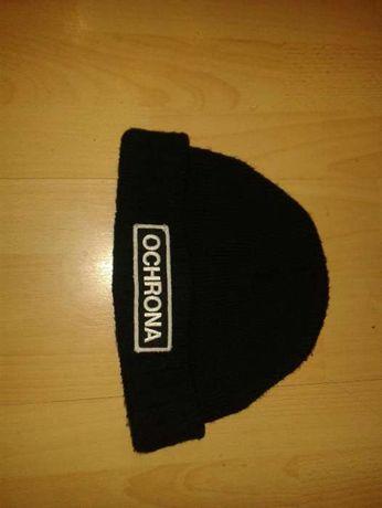 czapka zimowa OCHRONA
