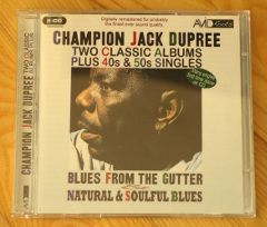 Champion Jack Dupree, Blues from the Gutter/ 2CD