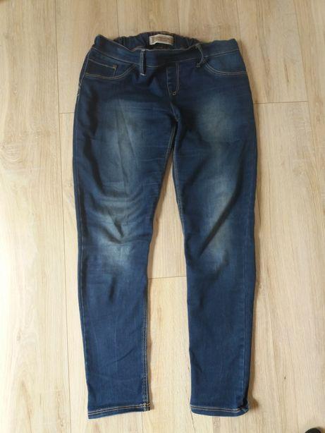 Jeans-spodnie ciążowe stradivarius!