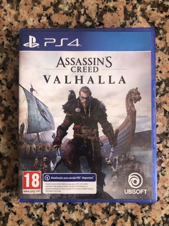 Assassin's Creed Valhalla PS4/PS5
