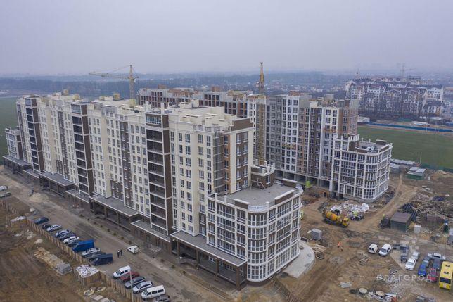 Продається квартира 71м2 в новобудові, 2 кімнати, 6км від Києва